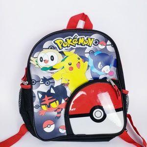 "Mini 12"" pokemon backpack"
